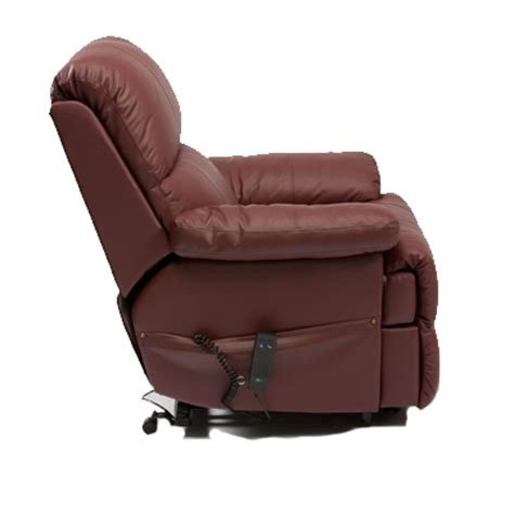 luxury recliners leather lars leather riser recliner electric riser recliner chair