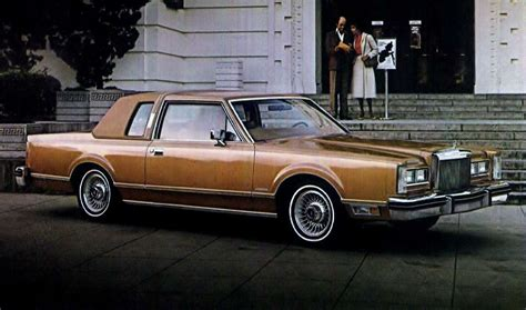 1980 lincoln town coupe curbside classic 1984 cadillac coupe de ville car