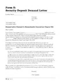 Demand Verification Letter Best Photos Of New Jersey Security Deposit Demand Letter Security Deposit Demand Letter Sle