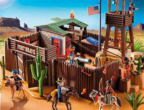 Imagenes De Fuertes De Juguete | el fuerte del oeste de playmobil mejor juguete del verano