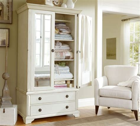 armoire pottery barn sofia armoire pottery barn home sweet home pinterest
