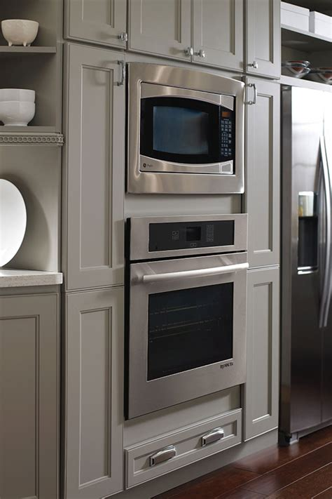 the cabinet microwave oven oven and microwave cabinet homecrest cabinetry