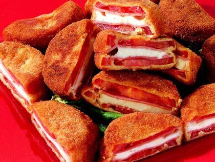 cuisine tv recettes italiennes tomates en carrosse cuisine italienne