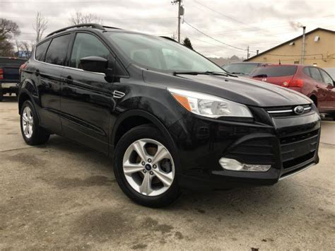 2013 ford escape se 2013 ford escape se