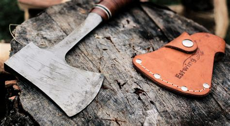 backpacking axes and hatchets dead wood the 9 best c axes hatchets hiconsumption