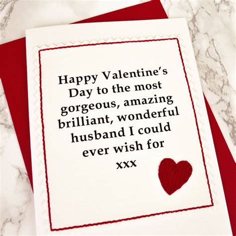valentines card for boyfriend valentines card for husband or boyfriend by arnott