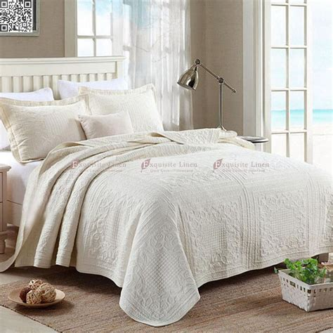 Cotton Quilted Bedspreads King Size New Coffee Bedspread King Size Bed 100 Cotton