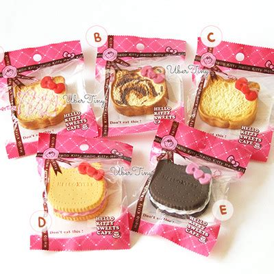 Squishy Biskuit Limited sanrio macaron squishy limited edition 183 uber tiny 183 store