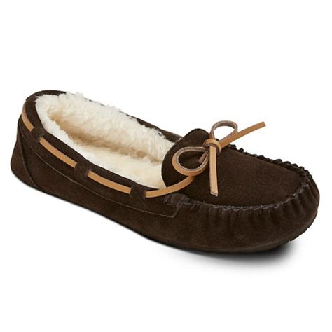 target slippers s chaia moccasin slippers target