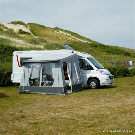 drive away awnings for motorhomes ventura freestander cumulus high motorhome porch awning