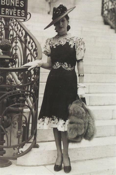 fashion 1939 closet