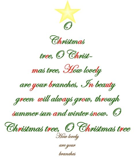 o christmas tree lyrics victoria b
