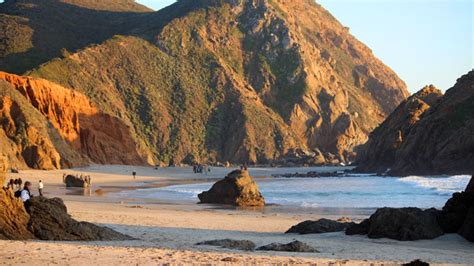 Pfeiffer Beach   Big Sur   Beach for Baby