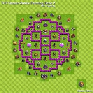 Th7 gamer zonex farming base 2 th7 gamer zonex farming