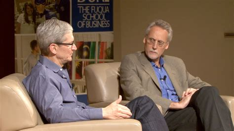 R Keatley Duke Mba by Apple Ceo Tim Cook On Ethical Leadership