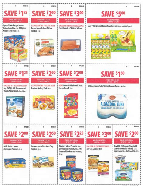Bj S Gift Card Deals - new bjs front of the store flyer apple itunes deal barilla pasta more ship saves