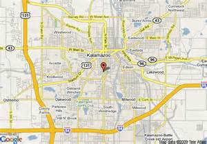 us map kalamazoo michigan map of knights inn kalamazoo kalamazoo