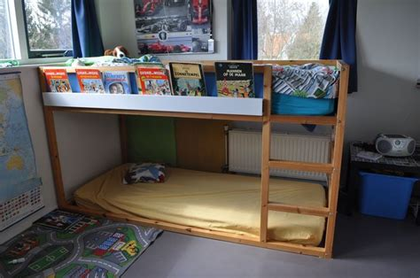 3 Sleeper Bunk Beds Ikea Ikea Kura Bed Hack Ikea Hackers High Sleeper Bookshelf