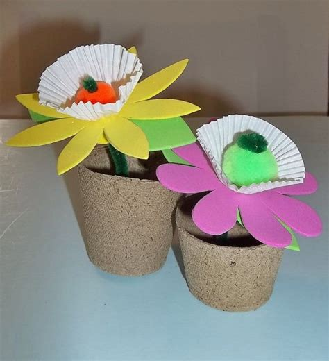 spring projects 17 best images about kids crafts for spring on pinterest