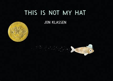 this is not a books candlewick press this is not my hat