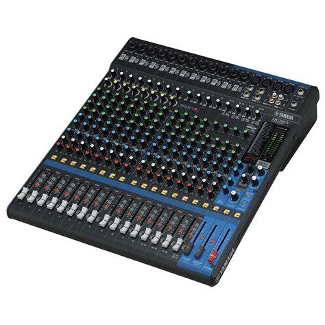 Mixer Yamaha Mg yamaha mg 20xu 171 mixer
