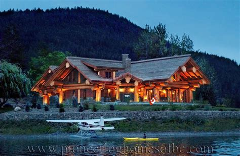 Small Cabins With Loft Floor Plans log post and beam home plans and designs pioneer log