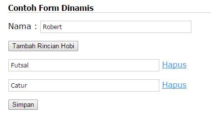membuat form input dengan php jquery membuat form input dinamis dengan jquery komang my id