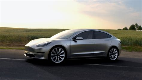 Tesla Car Motor Specs Tesla Motors Model 3 Specs 2017 Autoevolution