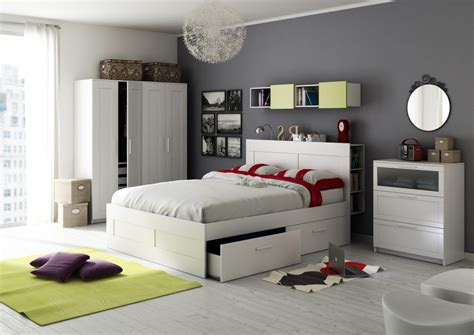 Ikea Furniture For Bedrooms Get The Breezy Atmosphere With Ikea Bedroom Ideas Atzine