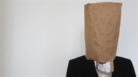 A Paper Bag - the neuroscience of a paper bag day