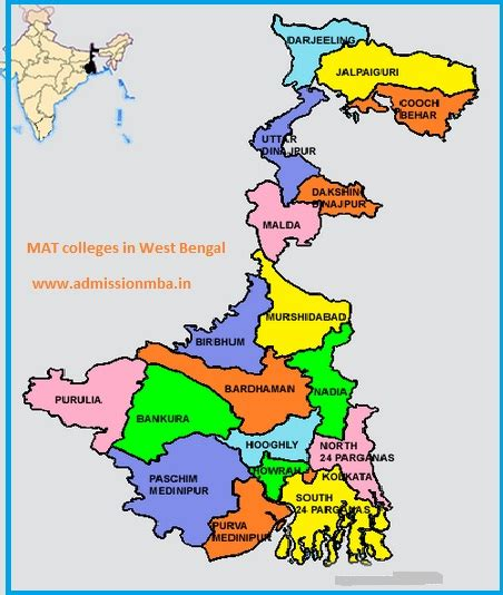 Mba Course Fees In West Bengal by Mba Colleges Accepting Mat Score In West Bengal Mat