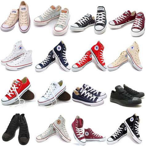 Sneakers Colour converse chuck as ox low hi all color all sneakers ebay