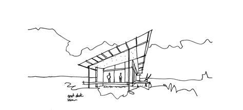 sketch in sketchbook galeria de casa arbusto archterra architects 28