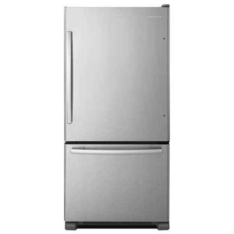 Amana Refrigerator Parts Drawer by Abb2224brm Amana 174 33 Inch Wide Amana 174 Bottom Freezer