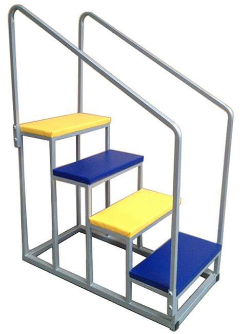 Yellow Bed Frame Rebound Therapy Equipment Sports Hall Services Ltd
