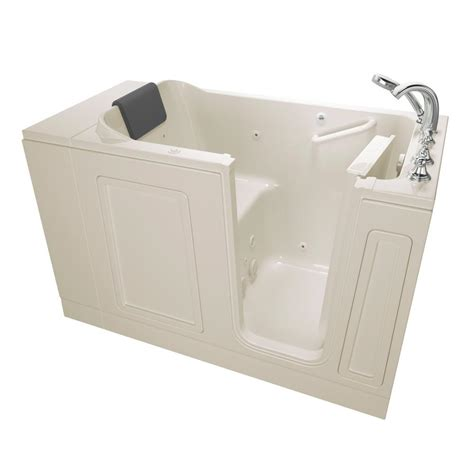 4 1 2 foot bathtub american standard acrylic luxury series 4 2 ft walk in