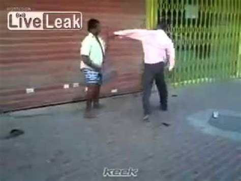 LiveLeak.com   Funny fight of 2 drunk men   YouTube