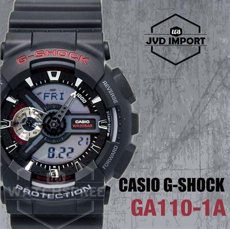 Casio Original G Shock Ga 110by 1agshock Ga 110by 1aga110by 1a reloj casio g shock ga 110 1a 100 nuevo y original s 429 99 en mercado libre