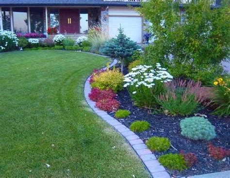 backyard border landscaping ideas 37 creative lawn and garden edging ideas with images planted well