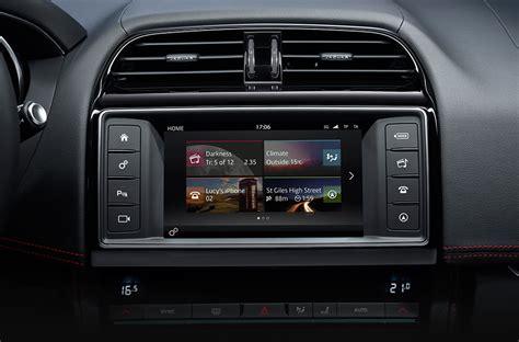 vus f pace 2018 technologie embarqu 233 es jaguar canada