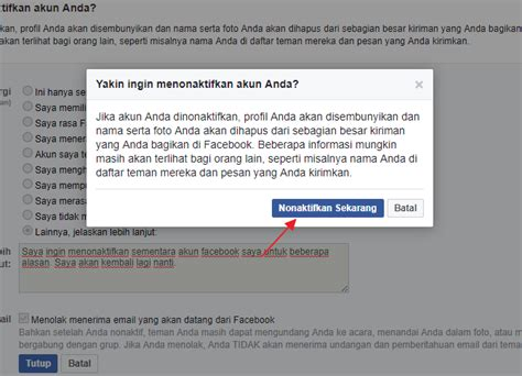 cara menghapus akun facebook secara permanen ciricara tekno 2 cara menghapus akun facebook fb sementara permanen