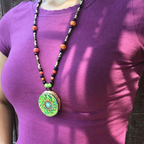 wooden bead necklace designs 21 wooden jewelry designs ideas design trends