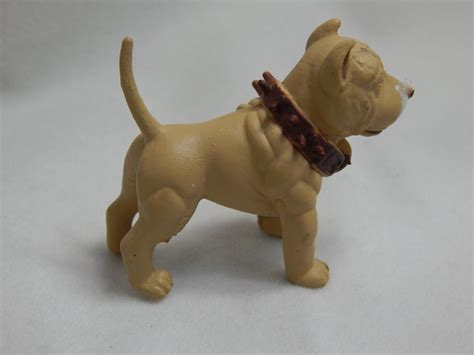 light brown rottweiler dollhouse miniature 2 quot x1 5 quot light brown standing rottweiler z428