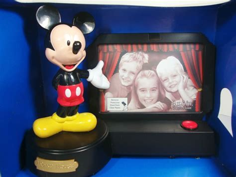 bobblehead picture frame walt disney bobblehead shop collectibles daily