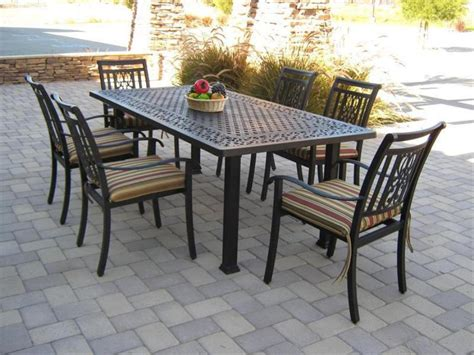 The most incredible outdoor dining room sets fresh on dining room intended aluminum outdoor