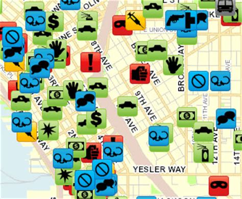 seattle homicide map home security seattle washington security systems