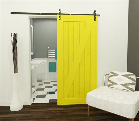 Chief Architect Community Library Item Detail Barn Style Doors: Do It Yourself
