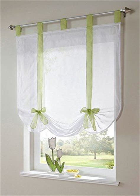 Tie Up Window Curtains 17 Best Ideas About Tie Up Curtains On Pinterest Bathroom Window Coverings No Sew Curtains