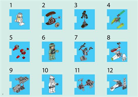 Advent Calendar Where To Start Lego Wars Advent Calendar 75023 Wars