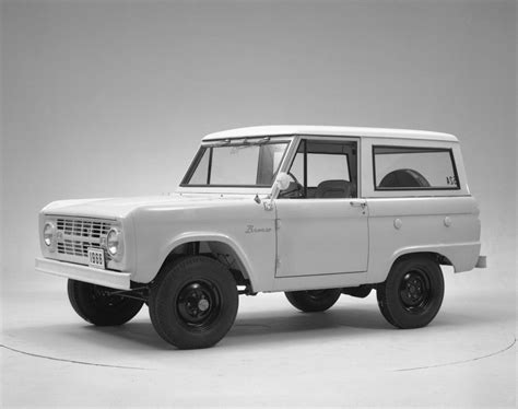 bronco prototype 1966 ford bronco prototype neg 146009 017 1024x810 ford